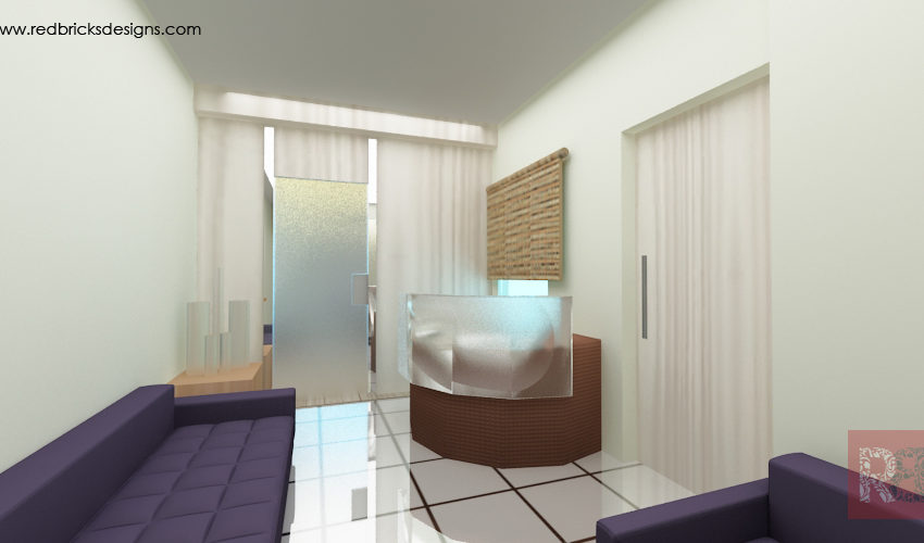 Office Conceptual Design @ Rajkot, Gujarat