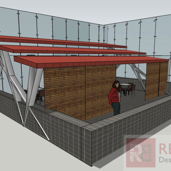 Roof Cafe @ S.B. Road, Pune