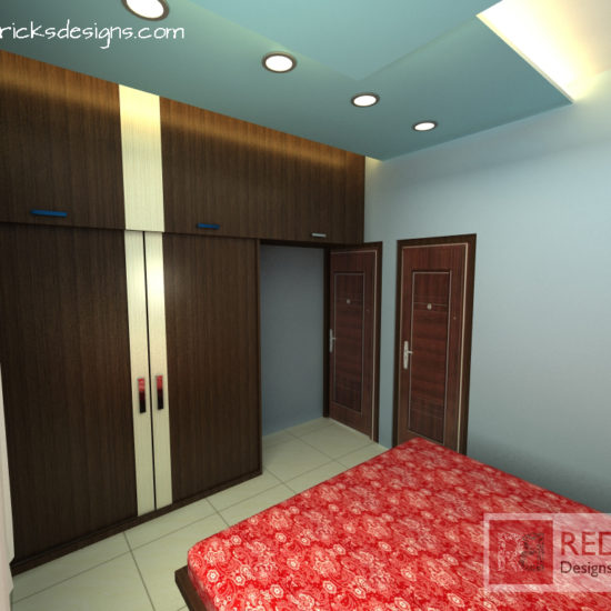 Conceptual Design of Residence At Dhanori, Pune